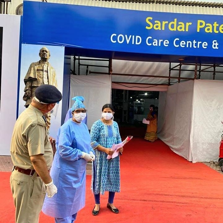 Commitment brings results!  Selfless service and efforts of our Armed forces personnel to help the people of Delhi during this global pandemic is truly exemplary.  India stands proud of its brave doctors, health workers and security personnel for their resolve to serve the nation.