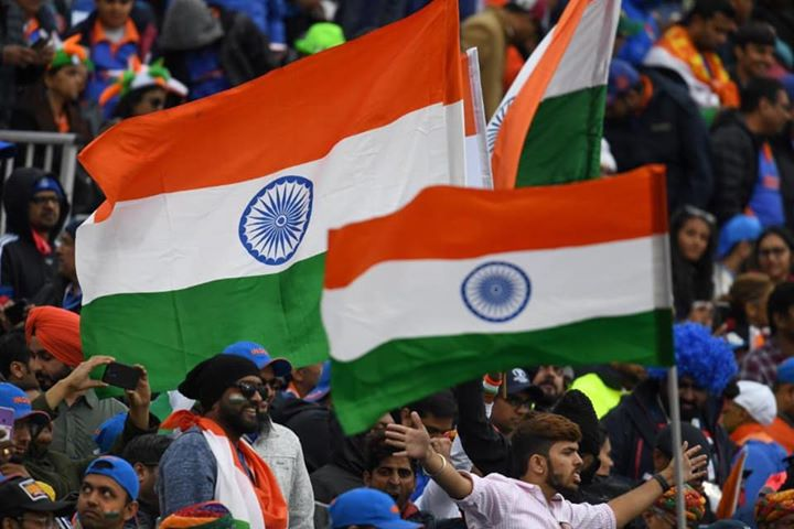 Another strike on Pakistan by #TeamIndia  and the result is same.   Congratulations to the entire team for this superb performance.  Every Indian is feeling proud and celebrating this impressive win. #INDvPAK
