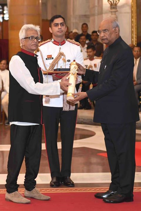 Conferring of Bharat Ratna to Bhupen Hazarika ji is a matter of great pride for entire India, especially Assam. He was a versatile artist who set a benchmark with his exceptional talent. It was Bhupen ji who has introduced the folk music of Assam and Northeast to Hindi cinema.