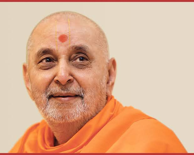 Remembering HH Pramukh Swami ji Maharaj on his punyatithi. He was a messenger of peace and humanity in true sense. Pramukh Swami ji's thoughts and vision will continue to guide the generations to come. https://t.co/0X7w8oKiM7