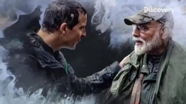 Prime Minister @narendramodi ji's commitment towards environment and its conservation is well known to the world.  Watch him talk about Incredible India and highlight our cultural commitment to preserving the environment, tonight at 9pm with @BearGrylls on @DiscoveryIN. https://t.co/P8KPJshmta